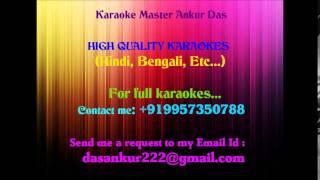 Cholo Jai Chole Jai Karaoke By Ankur Das 09957350788