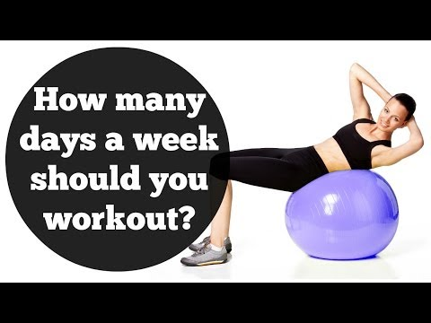 How Many Days A Week Should You Workout To Lose Weight?