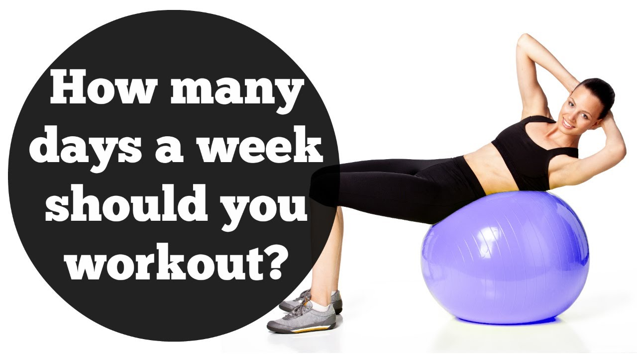 How Many Days To Workout To Lose Weight Workout