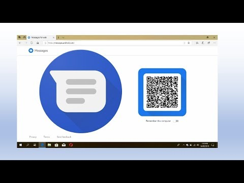 Send Messages From Computer :  Messages For Web By Google Messages