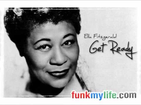 Ella Fitzgerald - Get Ready (Leon DeeJay Club edit)