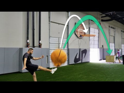 BEARDO - Unexpected Trick Shots - Dude Perfect