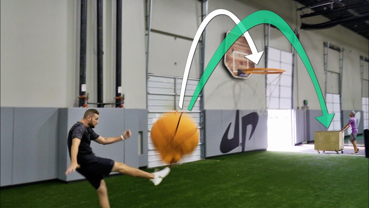 Unexpected Trick Shots | Dude Perfect image
