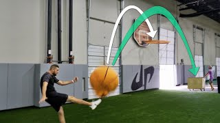 Фото Unexpected Trick Shots | Dude Perfect