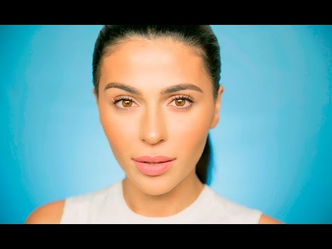 Contour + Highlight Makeup Tutorial (DRUGSTORE ONLY) | Teni Panosian