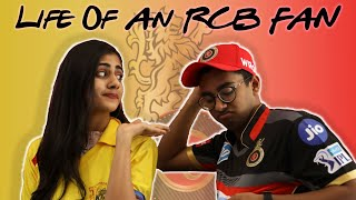 Life of an RCB FAN