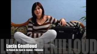 Lucia Genilloud - Le Ranch de Jack - accordéon