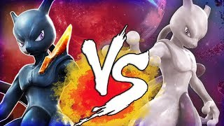 Pokken Tournament DX Shadow Mewtwo vs Mewtwo (Nintendo Switch)
