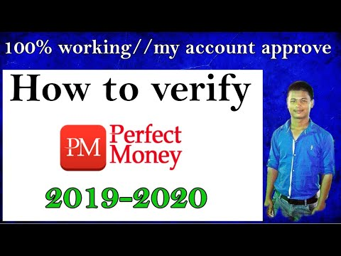 How To Verify Perfect Money Account [[ Perfect Money ]]
