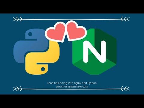 Load Balancing Tutorial With Python And Nginx