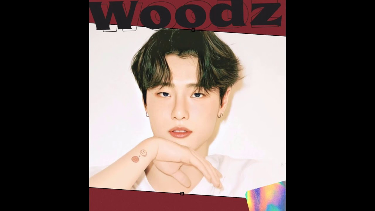 WOODZ (조승연) - Different but he is singing in another room