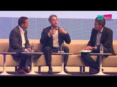 dmexco:media // The Power Talk - Modern Renderings: Blueprints for the Future Media Business