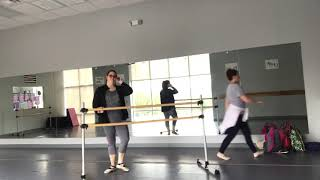 Ballet 5-7 year olds
