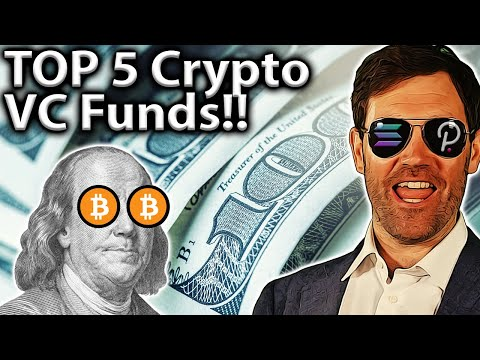 TOP Crypto VC Funds: Sneak Peek at Their Investments!! 💸