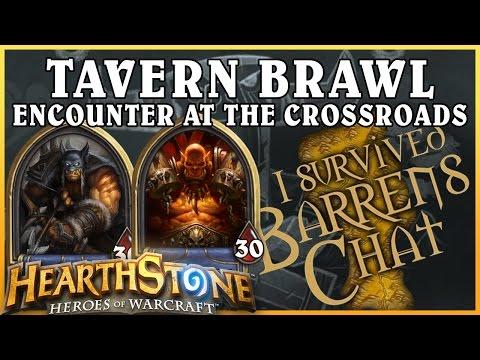 BARRENS CHAT - TAVERN BRAWL - Hearthstone