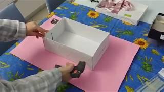 Ecco cosa puoi realizzare con una scatola di scarpe