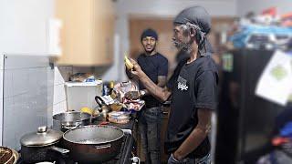MULARJUICE COOKING FOOD FT MADUNCKS &  BAILEY TV (BAD IDEA)