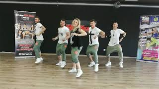 Cnco- Mi Medicina- Zumba with Diana(36 weeks pregnant )