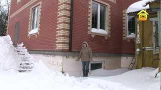 Дом из кирпича для большой семьи // FORUMHOUSE(Форумчанка Лариса Маслова делится личным опытом по возведению дома из кирпича для большой семьи. Проблемы..., 2013-02-15T13:51:01.000Z)