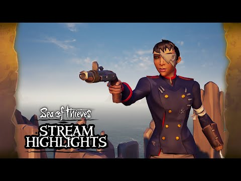 Sea of Thieves Weekly Stream Highlights: Ask the Chat