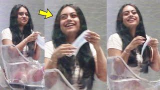 Kajol Daughter Nysa Devgan Giving Identical Facial Expressions  To Her Mother!😁 Ajay Devgn Daughter