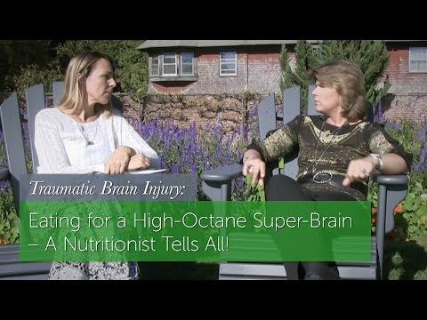 TBI: How to Eat For Your Super-Brain – A Nutritionist Tells All!