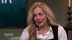 Skådespelaren Lia Boysen om sin dödliga sjukdom - Malou Efter tio (TV4)