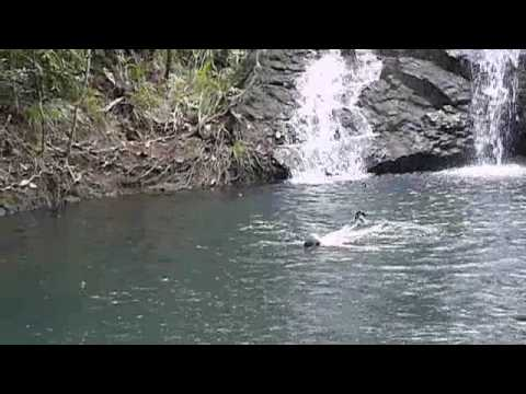Secret Pools and Falls- Belize