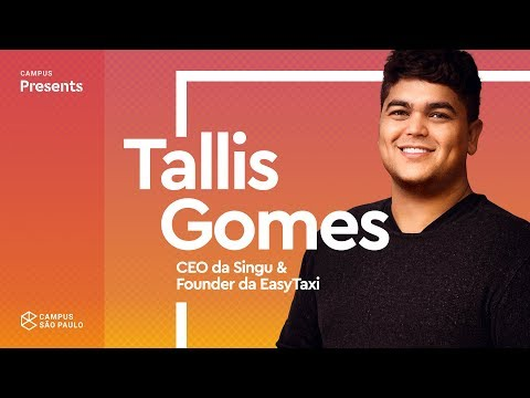 Campus Presents: Tallis Gomes, CEO da Singu and Founder da EasyTaxi - 동영상