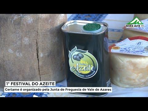 1º Festival do Azeite em Vale de Azares