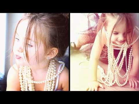 Самый красивый в мире ребёнк как ангел...dunyanin en guzel kizi ....
