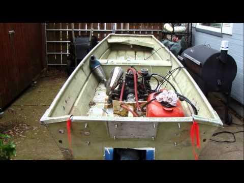 Jet Ski Jon Boat Youtube