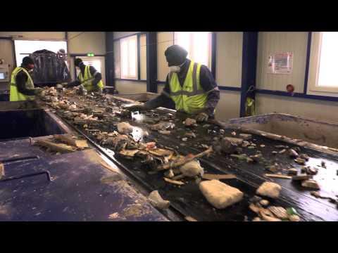 Paprec Chantiers : recyclage des déchets de chantier et du BTP