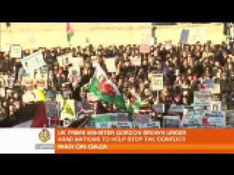 Delicate EU-Gaza diplomacy  - 04 Jan 09