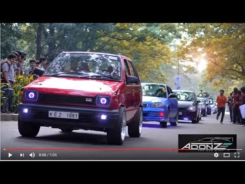Adonz Auto Motive -The Car Stop – Modified Car in Calicut [1080p HD Video 2015]