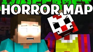 MINECRAFT - HORROR MAP cu IRAPHAHELL !