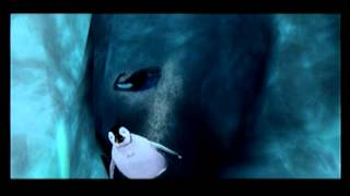 Happy Feet PS2 Escape the Leopard Seal