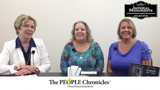 Chamber Member Spotlight |  Meet Tracy Christmann and Amy Stadelmeyer from Imperial Monuments