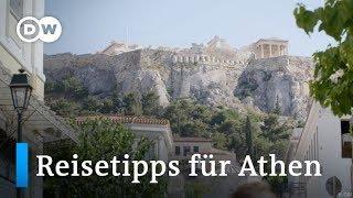 Reisetipps für Athen von Meggin Leigh | Euromaxx