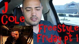 Freestyle Friday ft JCole on FunkMaster Flex PT2