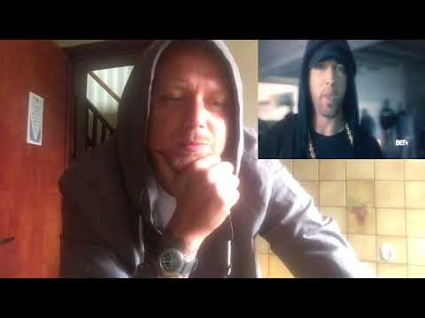 Eminem BET **DONALD TRUMP DISS** Reaction
