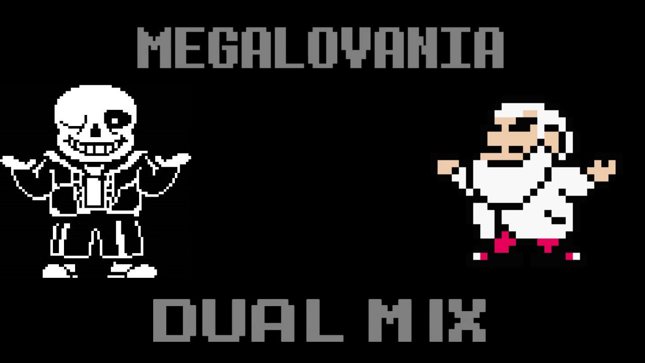 Megalovania Dual Mix (Earthbound + Homestuck)