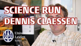 Dennis Claessen - Leiden Science Run 2018