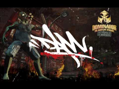 Dam Live @ Dominator 2014 - Metropolis of Massacre