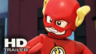 LEGO DC SUPER HEROES: THE FLASH - Official Trailer 2018 (James Arnold Taylor) Animation Movie