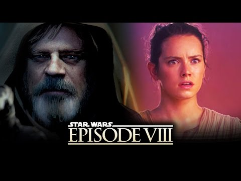 Star Wars Episode 8 - Luke Skywalker's First Words OFFICIALLY Revealed To Rey in The Last Jedi!