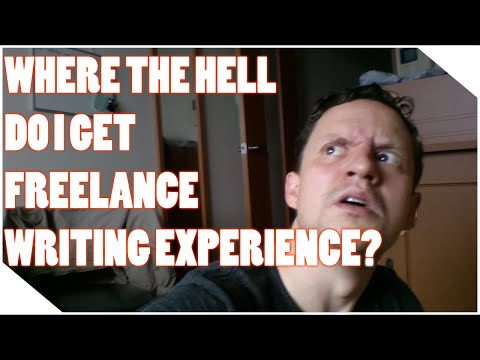 That Freelance Writing Life | Getting Experience