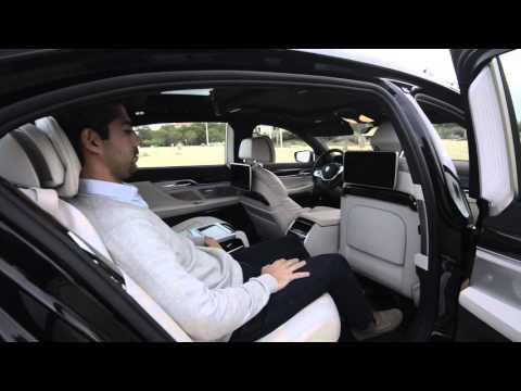 BMW Série 7 730Ld G11 : Passage en position allongé