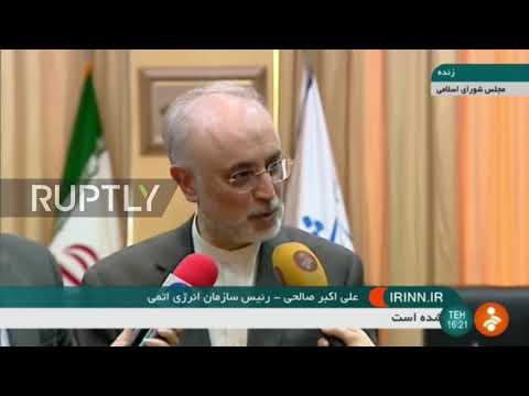 Iran: Only five days needed to reach 20% uranium enrichment - AEOI head warns