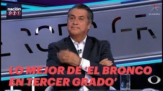 """Lo mejor de """"El Bronco"""" en Tercer Grado"""